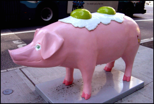 Pig Parade Seattle An Album On Flickr