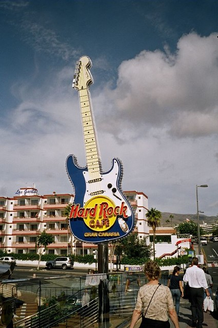 Gran Canaria Hard Rock Cafe