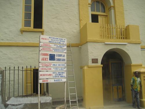 restored houses elmina