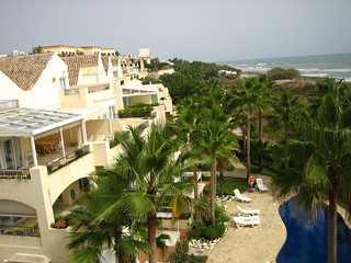 Elviria in summer