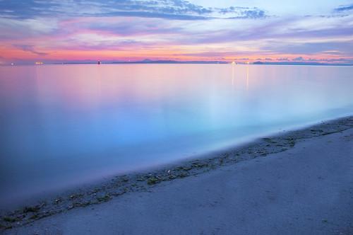 morning red sea sky orange seascape beach yellow sunrise sand singapore smooth orangesky colourful changibeach