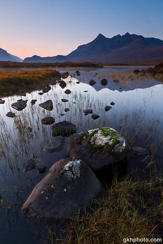 uk mountain skye scotland highlands isleofskye unitedkingdom highland lochcaol