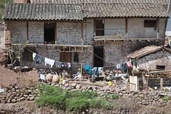 village, shack, house, rural area, slum,