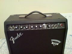 guitar(0.0), guitar amplifier(1.0), electronic instrument(1.0),