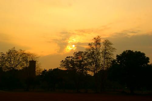 morning sunrise gold silhouettes province pampanga humanfactor goldtoned sonyalpha orophotosociety maritescabaral