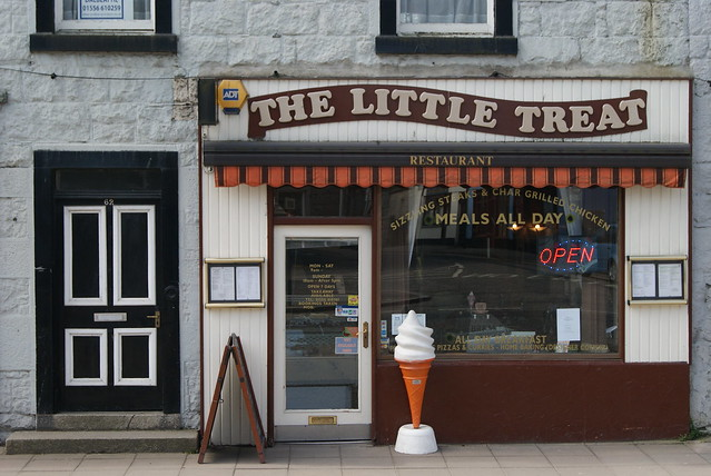 The little treat, Dalbeattie