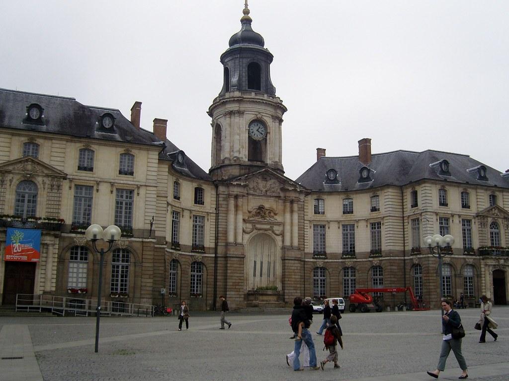 L'Pute De Rennes, Maja
