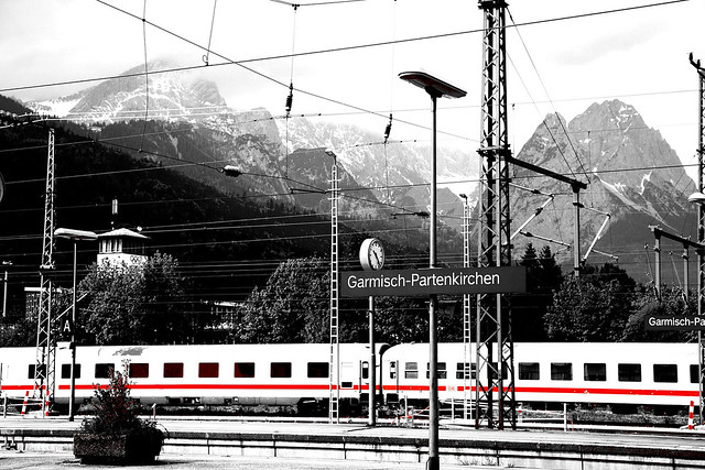 Garmisch-Partenkirchen Bahnhof