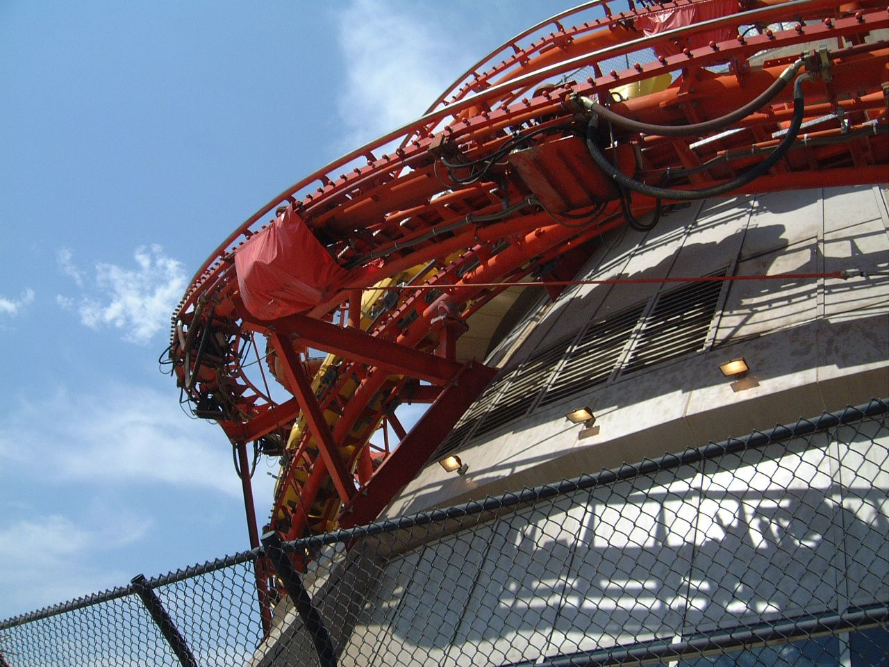 Stratosphere Roller Coaster Stratosphere rollercoaster