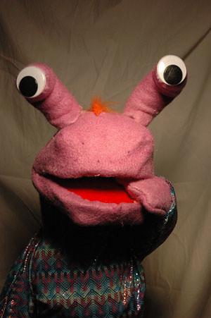 Cutest Alien Ever?