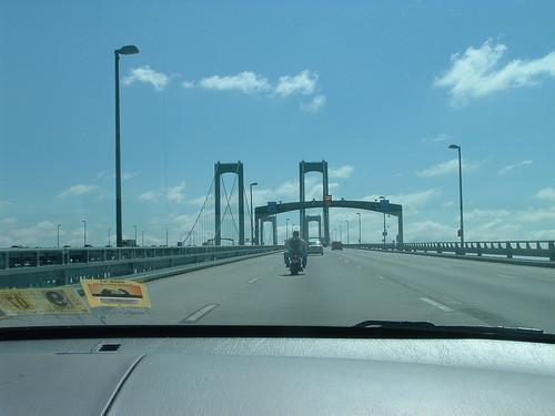 2007: Delaware Memorial Bridge