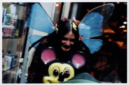 Ridin' Mickey