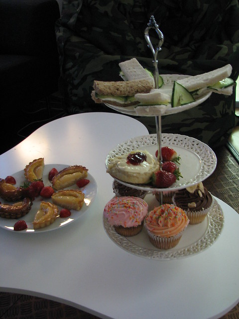 Tea Cake Player