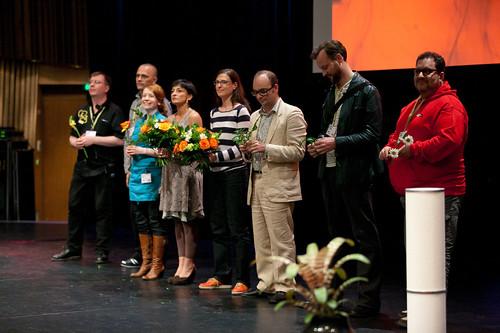 Finale TYPO Berlin 2010