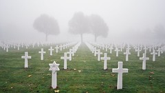 World War II Netherlands American Cemetery and Memorial