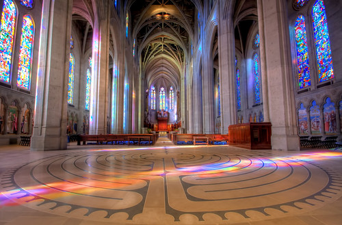 Photographing the Grace Cathedral