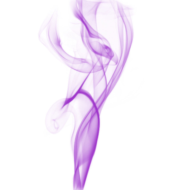 purple incense