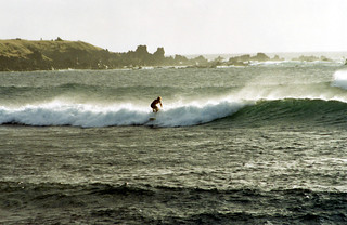 Surf Easter Island