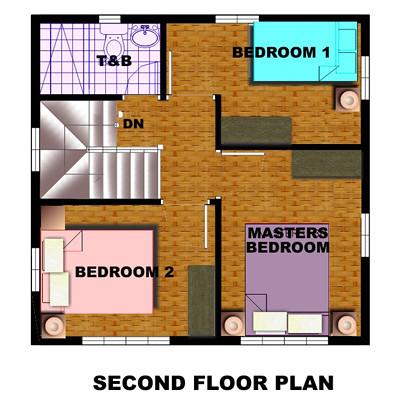Savannah trails real estate explore iloilo for Filipino house design with floor plan