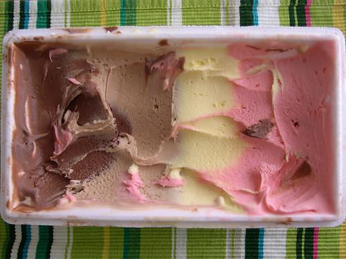 Come riciclare le vaschette di gelato