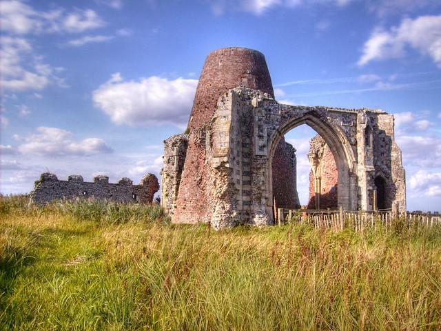 St Benet's Abbey- Ludham