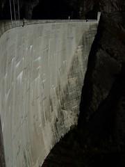 Staumauer Gigerwald - Vättis Schweiz