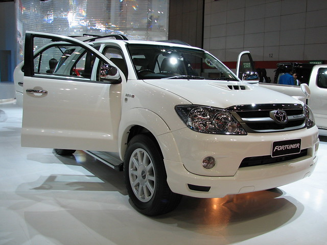 Fortuner Toyota White Flickr Photo Sharing