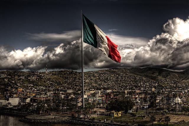 Ensenada Flag Flickr Photo Sharing