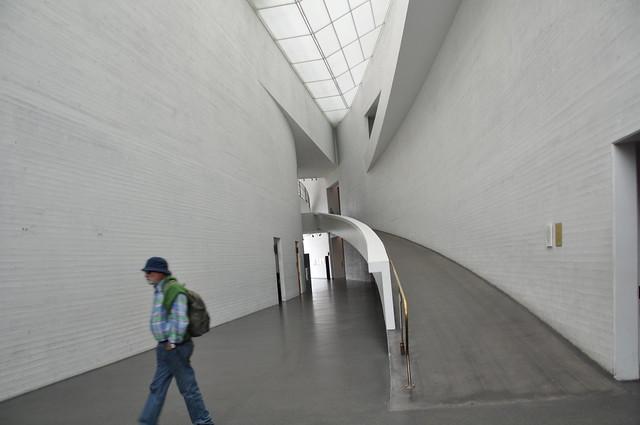 Dentro del museo Kiasma