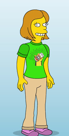 Simpson's Character | Flickr - Photo Sharing!: flickr.com/photos/betsyweber/775835381