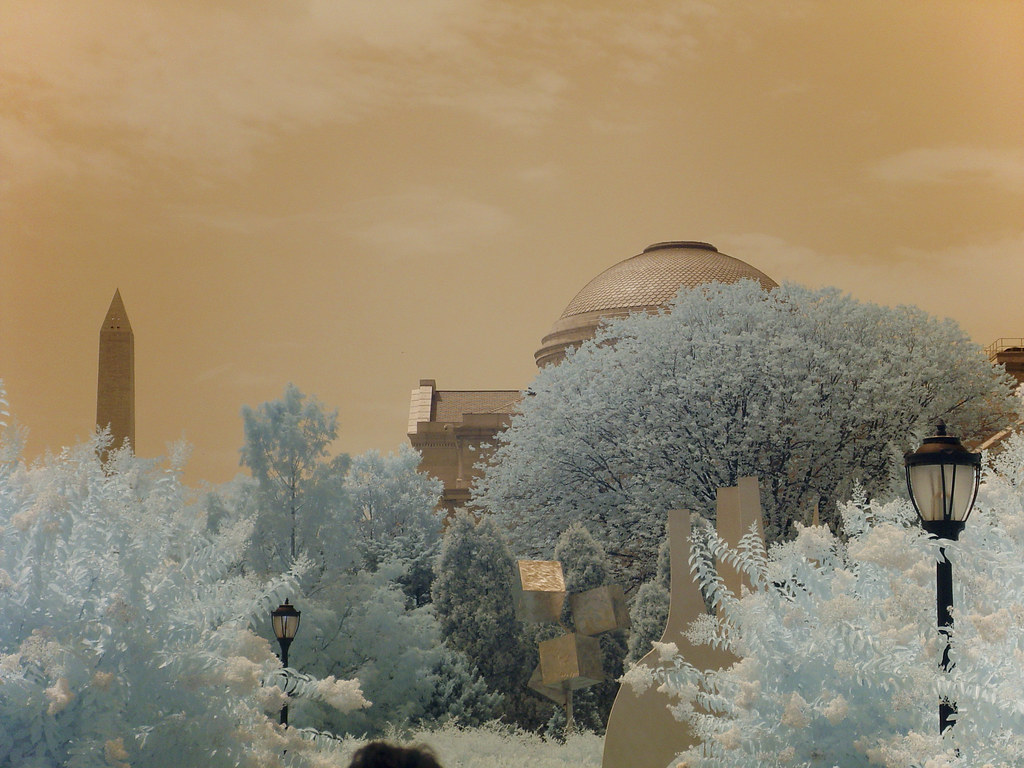 Superb Infrared Photography