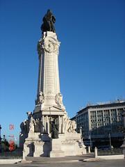 Estátua do Marquês de Pombal