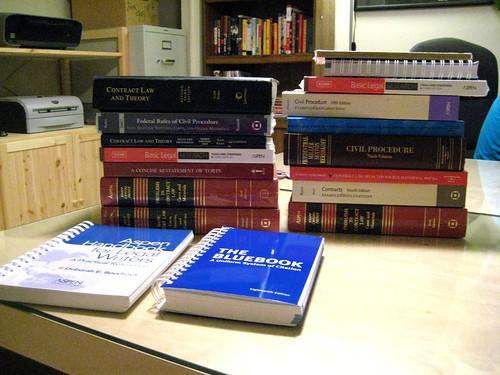 Law School Textbooks