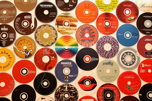 Decoracion de mi cuarto estilo a os 60 39 s 70 39 s y 80 39 s - Discos vinilos decorativos ...