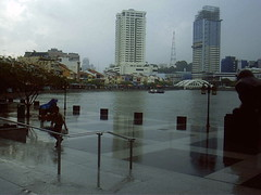 A Wet Day in Singapore
