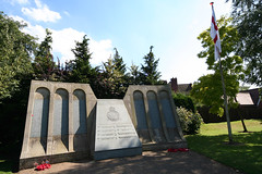 Woodhall Spa - Dambusters Memorial