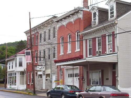 old history rural buildings town mainstreet pennsylvania coal tremont schuylkill schuylkillcounty northeastpa anthracite coalcountry tremontpa tremontpennsylvania