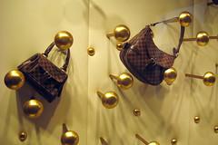 Paris - Opéra Quarter: Galeries Lafayette - Louis Vutton bags