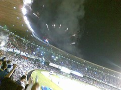 Cruzeiro x SPFC - Libertadores!