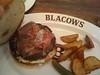 prosciutto burger