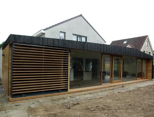 Uitbreiding Aan Huis : Uitbreiding huis bakker jagerjanssen architecten bna flickr