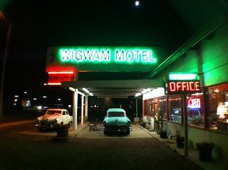 The Wigwam