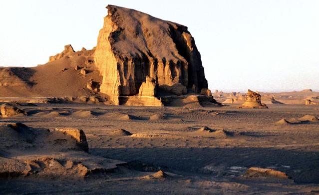 Kaluts, Kerman Province