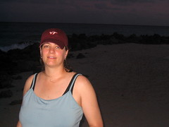 070 - Shannon on the Beach
