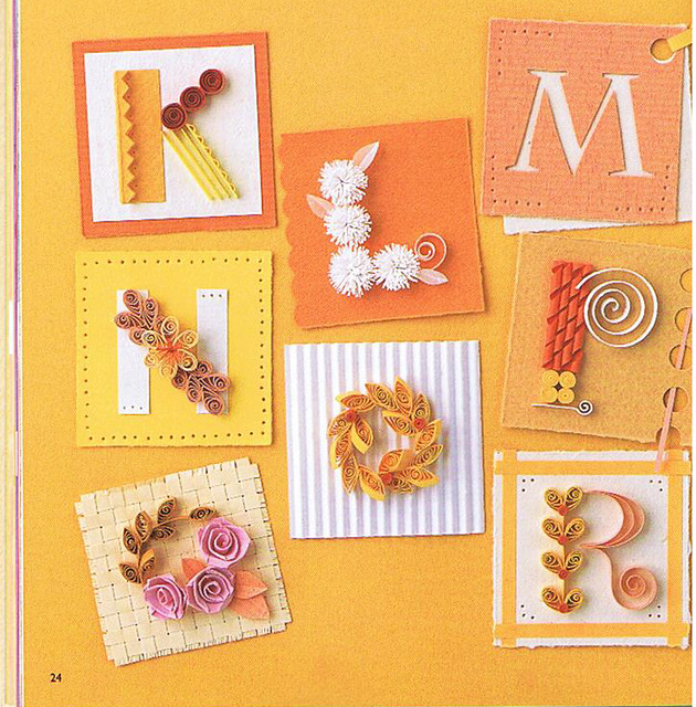 Paper Quilling Book Cover : Paper quilling book flickr photo sharing