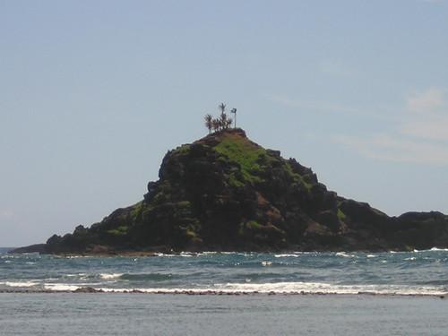 Coast View along Road to Hana - Alau Island