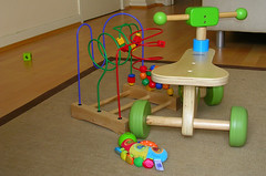play(0.0), playground(0.0), art(1.0), baby toys(1.0), green(1.0), toy(1.0),