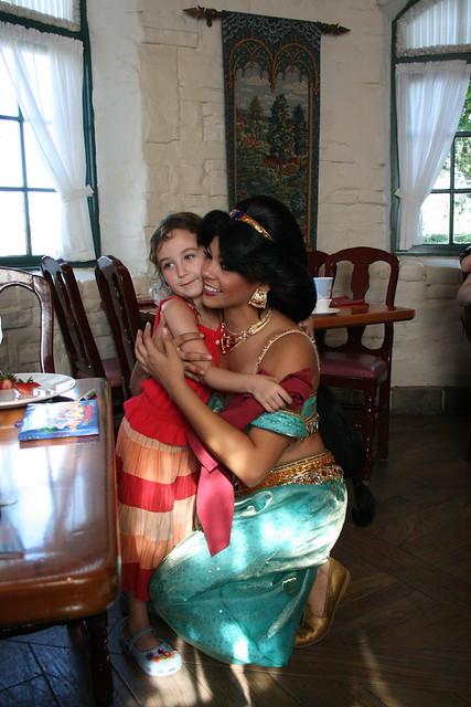 Gemma and Jasmine