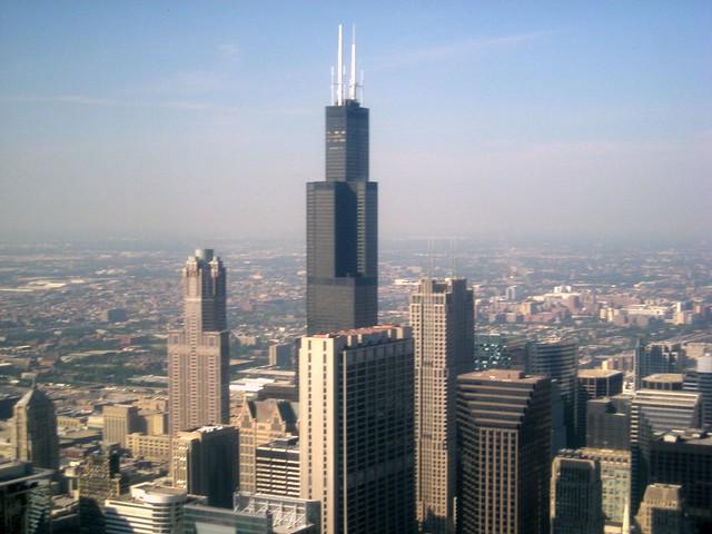 Chicago Skyline Sears Tower Explore Celikins 39 Photos