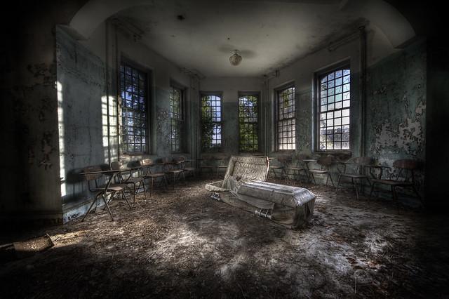 Psychiatric Hospital C Flickr Photo Sharing